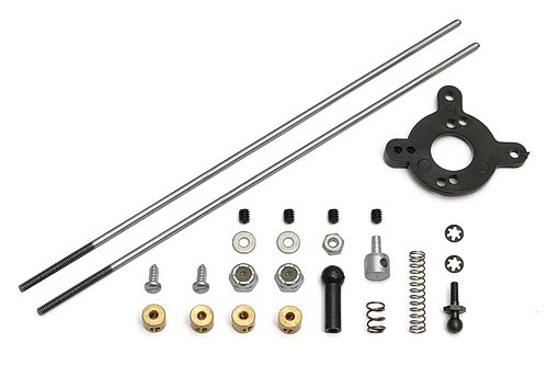Team Associated Brake/Throttle Linkage Kit, Complete LRP electronic GmbH ASC7560