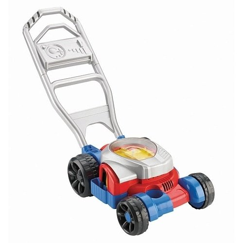 Fisher-Price Bubble Mower Red and Blue by Mattel (Image #2)