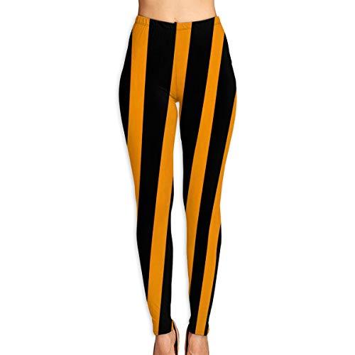Custom Yoga Pants Tiger Background Yoga Pants Leggings Pants for Yoga Running Pilates Gym for Women,Girls