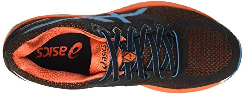 blue flame 4 Corsa Uomo 2000 Jewel Scarpe Nero black Orange Da Asics Gt 6nBPXxz