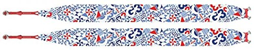 G3 Alpinist Climbing Skin Red/Blue, 100mm - Long by G3