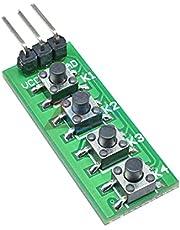 KC11B04 4 Key Analog Buttons Module AD Keypad Board ADC Port Keyboard for Arduino Mini Nano UNO Mega2560 Breadboard