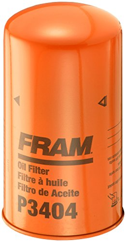 FRAM P3404 By-Pass Lube Spin-On Oil Filter