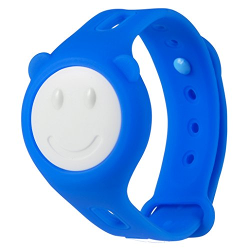 NeuTab DA'FORCE Kids Fitness Tracker, Smart and Waterproof Activity Wristband with Fun and Motivating Games, Virtual Pet Raise (Blue) Pets Activity