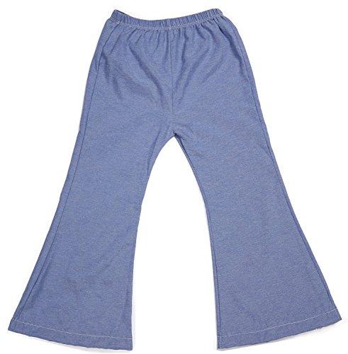 Ruffle Flare Jeans - 5