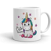 Minik Unicorn Seramik Kupa Bardak