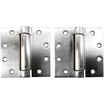 Commercial Spring Hinge 4 5 Quot Inches Stainless Steel