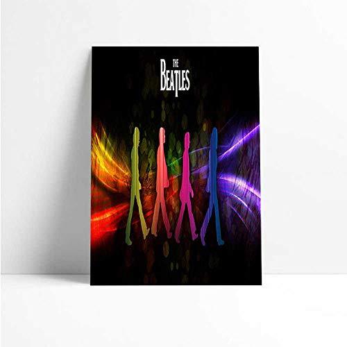 Quadro Decorativo - The Beatles - Quadro 20x30