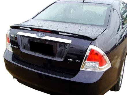 Ford Fusion Spoiler 06-09 Factory Rear Wing Unpainted Primer