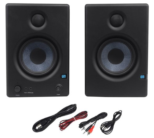 Pair of Presonus Eris E4.5 2-Way 4.5
