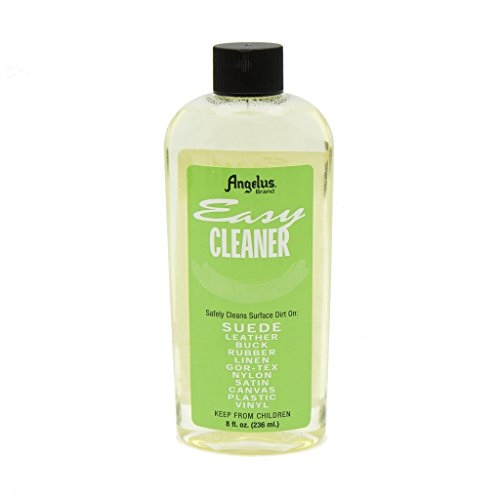 Angelus Easy Cleaner Shoe Cleaner 8 Fluid Ounces (Cleaner Shoe)