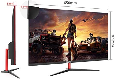 144Hz Monitor, Prechen 23.8 Inch PC Monitor Full HD 1920 x 1080 IPS Panel with HDMI and VGA Interfacen, 250 cd / m2, Built-in Speakers Gaming Monitor for PS3 / PS4 / Xbox/PC 41tiPJiiOuL