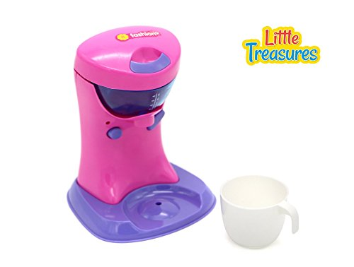 toy coffee maker with sound - 8