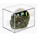 Mini Football Helmet Display Case/Holder by BallQube