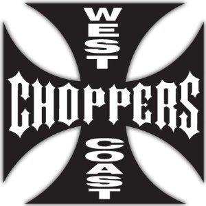 West Coast Choppers bumper sticker 4