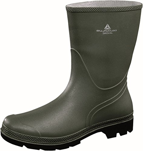 Waterproof Height Wellington Green Delta Wellies Panoply Boots Plus Half Javon wHCxI7nY1q
