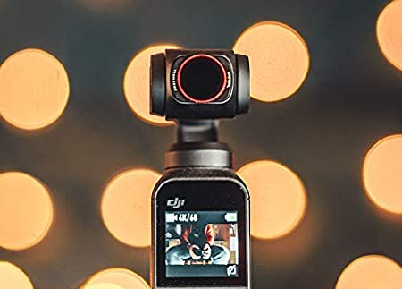 Freewell ND16//PL Hybrid Camera Lens Filter Lens Compatible with DJI Osmo Pocket