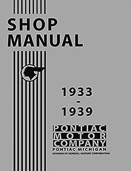 1935 1936 pontiac repair shop manual reprint pontiac amazon com books rh amazon com Pontiac Grand AM Wiring Diagram Pontiac Sunfire Starter Wiring Diagram