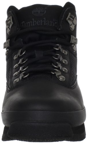 Timberland Euro Boot Black smooth