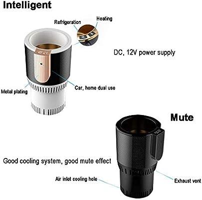 ADKINC Refrigerador eléctrico portátil, refrigerador/Calentador de ...
