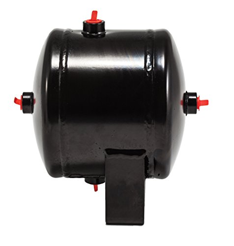 (Kleinn Air Horns 6260RT Air Tank - 0.5-Gallon Capacity)