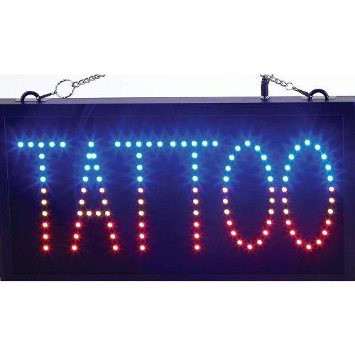 Revlon Mitaki-Japan ELMTAT Tattoo Programmed LED Sign