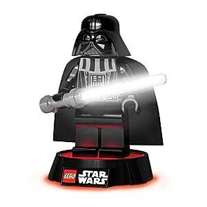 Lego Star Wars Darth Vader Led Desk Lamp Amazon Com Au