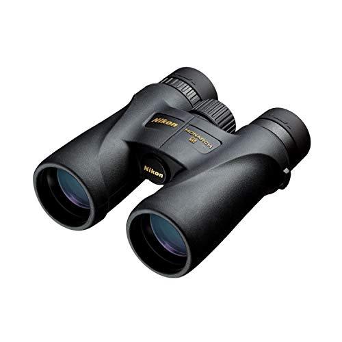 Nikon 7577 Monarch 5 10 x 42 Waterproof/Fogproof Roof Prism Binoculars Lens Pen & Essential Accessory Bundle by Nikon (Image #1)