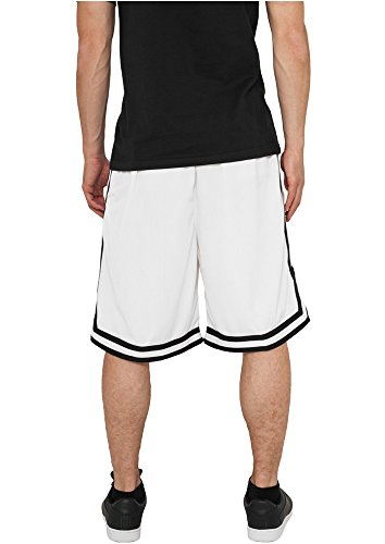Urban nbsp;colores 10 Stripes cortos Whtblkwht Classics nbsp;– nbsp;Pantalones en Mesh RRrw8qp