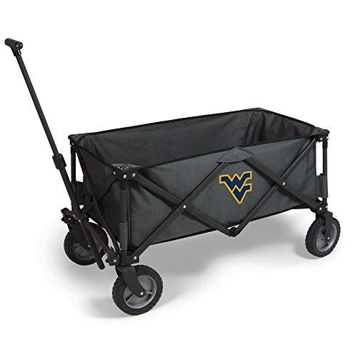 NCAA West Virginia Mountaineers Adventure Wagon by PICNIC TIME