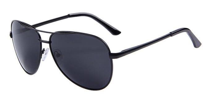 5e96a96f75 Men Polaroid Sunglasses Night Vision Sport Driving Fishing Sunglasses  (Black