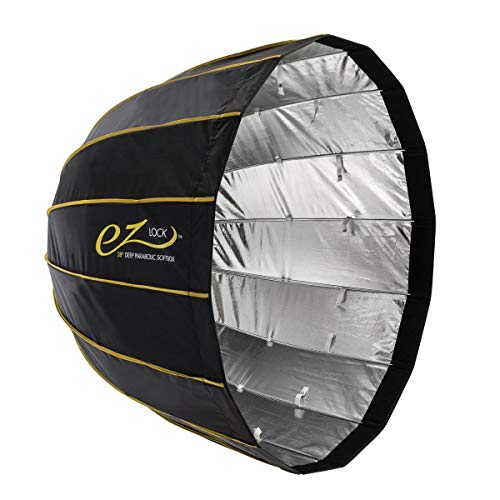 Glow EZ Lock Deep Parabolic Quick Softbox (38