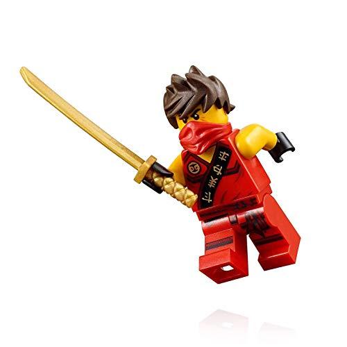 Lego Ninjago Kai Minifigure (Sleeveless) 2015 ()