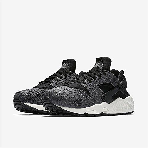 Prm Nike Zapatillas 683818 Deporte Huarache Wmns Unisex Adulto Run Air Negro 013 negro FgqxqXA4w