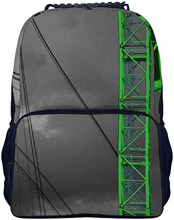 Travel Daypack ladder Lightweight Casual Daypack 402816cm for Youth Teenager on Camping Outdoor Cycling School