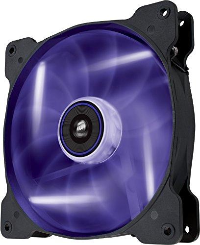 Corsair Air Series SP 140 LED Purple High Static Pressure Fan Cooling - single pack