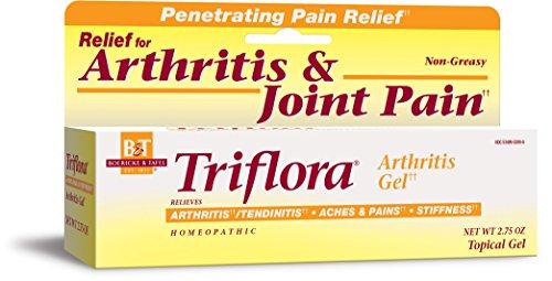 (Boericke & Tafel Triflora Arthritis Gel, Clean, Pleasant To Use, Non-greasy, 2.75 Oz., 2.75 Fluid Ounce )