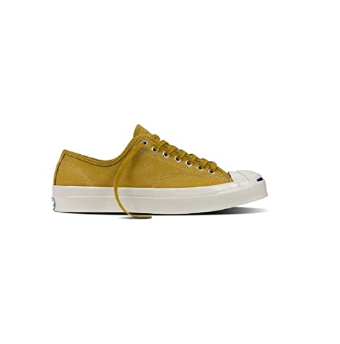 Converse Jack Purcell Signature Ox Trainers - Gold - 8  Amazon.co.uk  Shoes    Bags d21c94740
