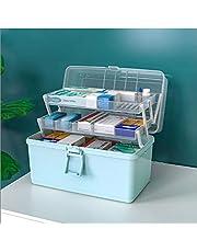 EHBO doos Medicine Box Huishoudelijke Medicine Box Geneeskunde Medisch Storage Box Multilayer grote capaciteit Portable Medicine Box Medicijnkastje