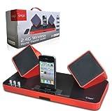 Ipega 2.4g Wireless Home Theater Audio Speaker for