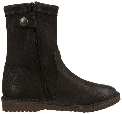 Stiefel Kurzschaft 202 Black Noir Mädchen Bisgaard 50224217 qEwxtWB