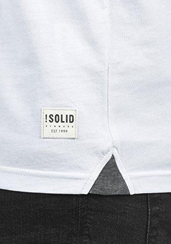 Motif shirt Avec Homme Pour Manches Ermine Longues Marte 5944 T solid À Col Tunisienimprimé qx7YE70
