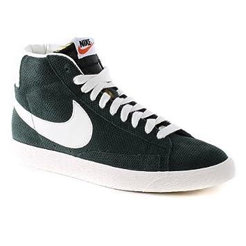 super popular 6fc3d 90267 3b070 d9d9c  sweden nike blazer mid premium vintage suede khaki perforated  suede men fashion sneakers shoes c916f da67d