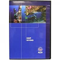 Materiales de entrenamiento de PADI Deep Diver Crew Pack para buzos
