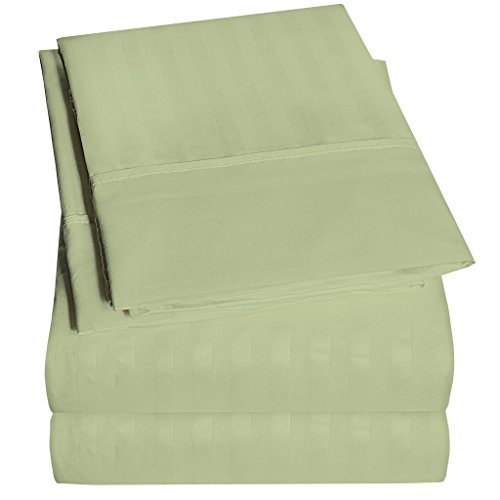 1500-supreme-collection-dobby-striped-sateen-4-piece-bed-sheet-set-deep-pocket-all-sizes-23-colors-q