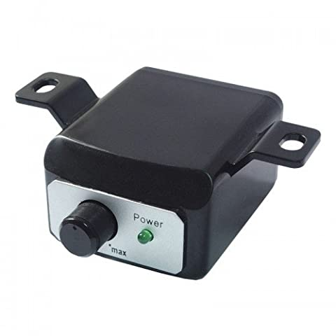 Soundstream PA1.5000D Picasso Series 5000W Class D 1-Channel Amplifier (Soundstream 1500 D)
