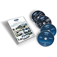 Ford, Lincoln and Mercury - North America Map Update DVD v.10.0X 2017 (Clarion)