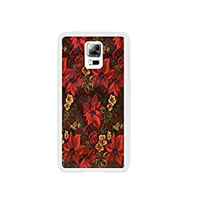 Handmade Flowers Series Elegant Pattern Womem Personalized Hard Plastic Case Cover for Samsung Galaxy S5 I9600