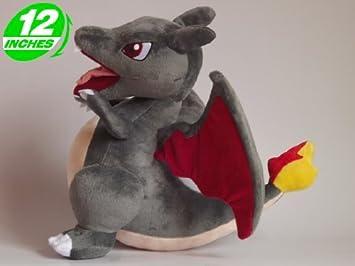 Pokemon Shiny Charizard Plush 12 Inches Soft Toy 30 Cm