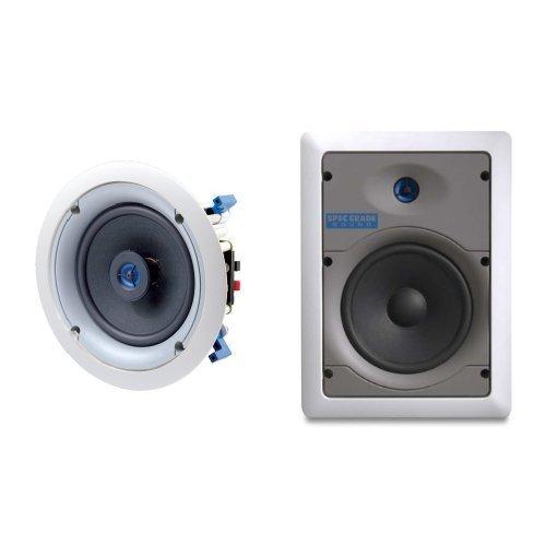 Leviton Spec-Grade Entry-Level Loudspeaker Bundle